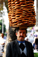 Bread seller