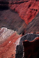 Volcanic colours - Tongariro Crossing